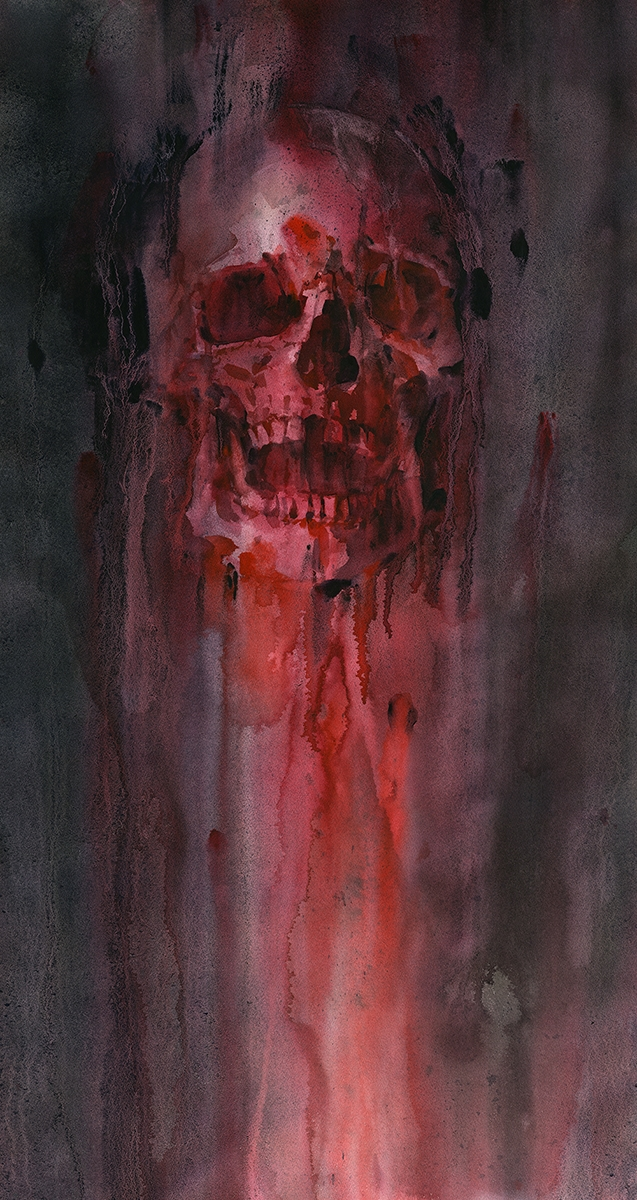 Masque of the Red Death Comic Art